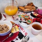 Breakfast Time! - La Roma di Camilla - Bed and Breakfast Rome